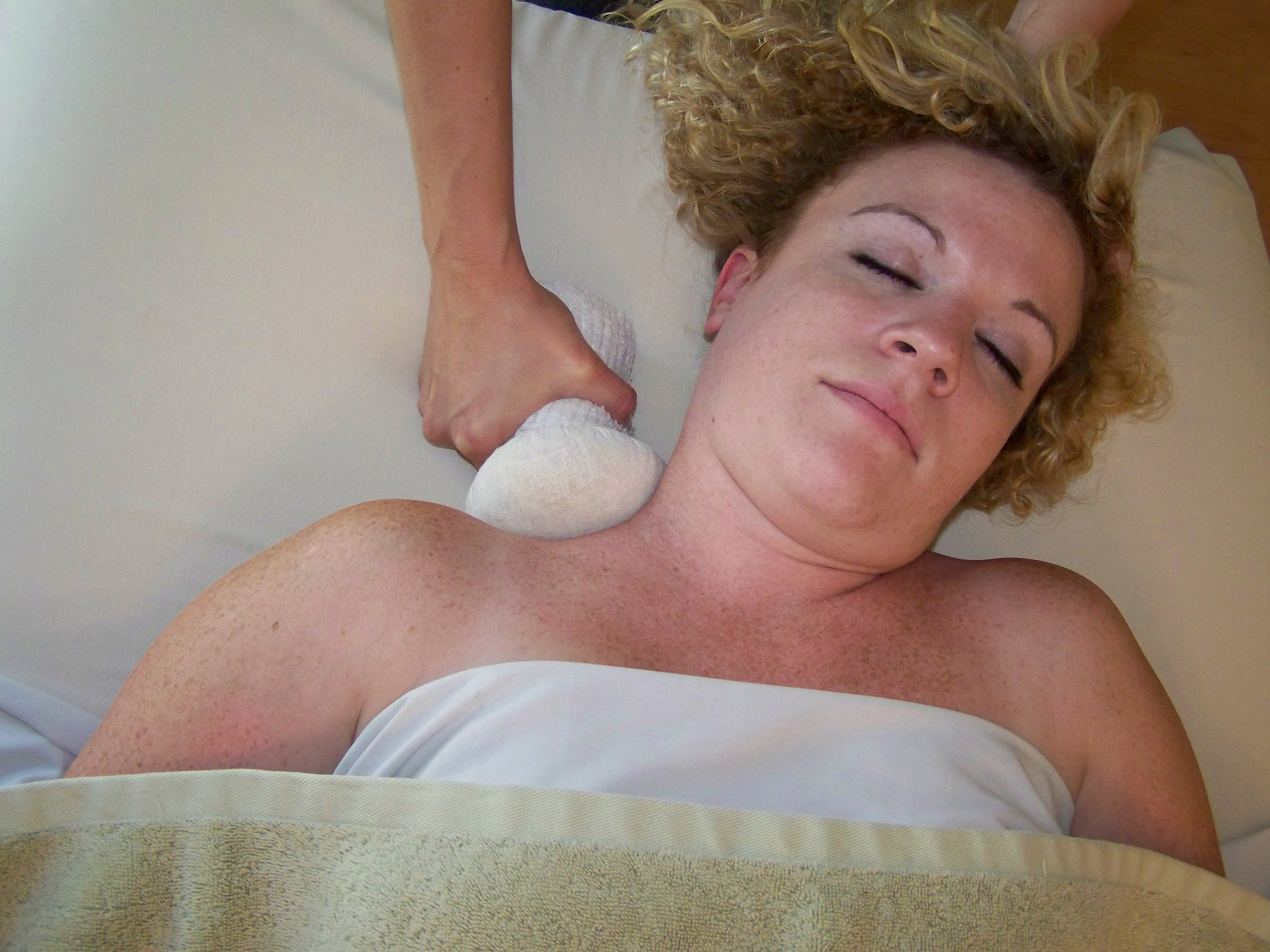 Thai Herbal Compress Massage