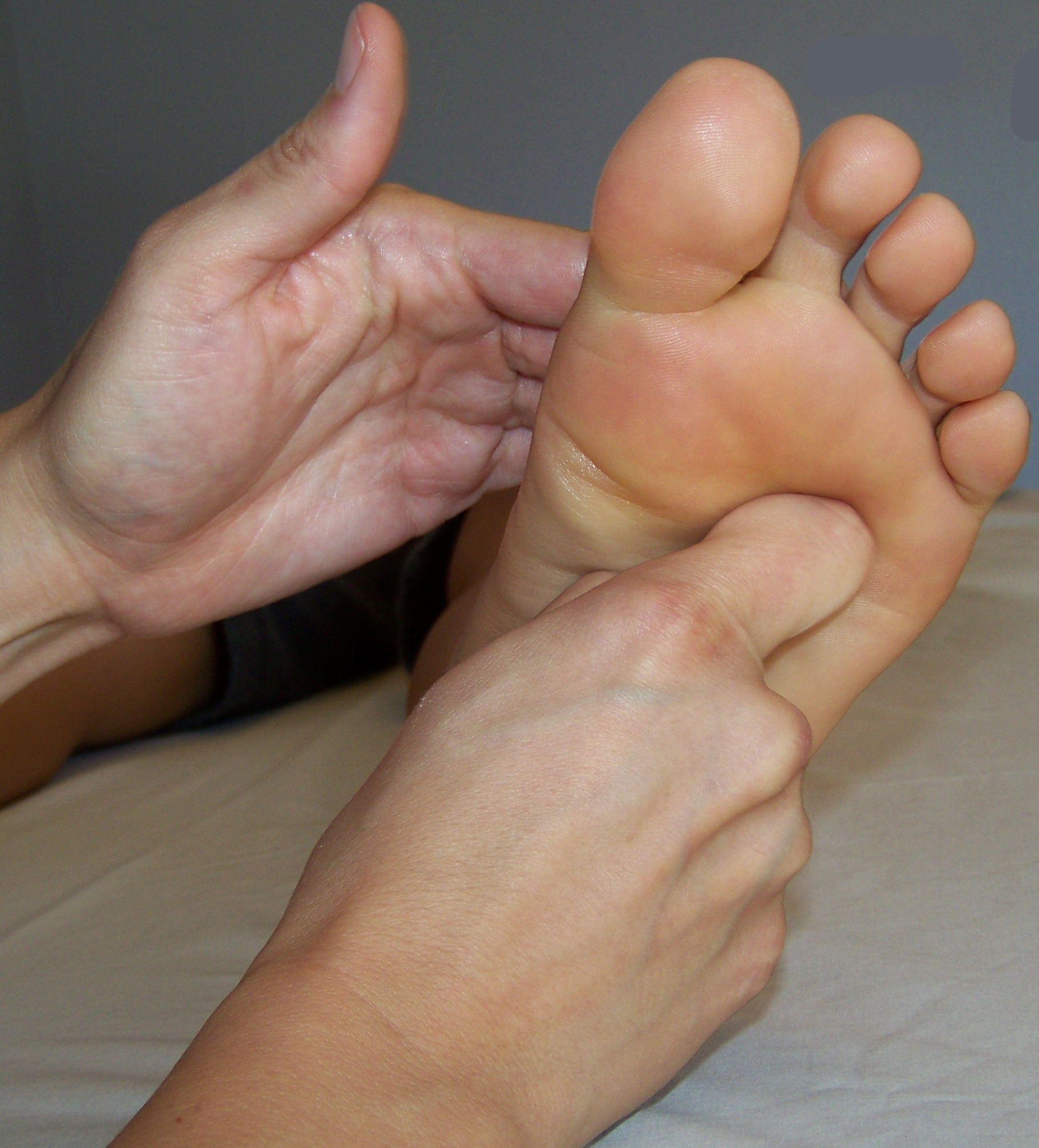 Asian Reflexology