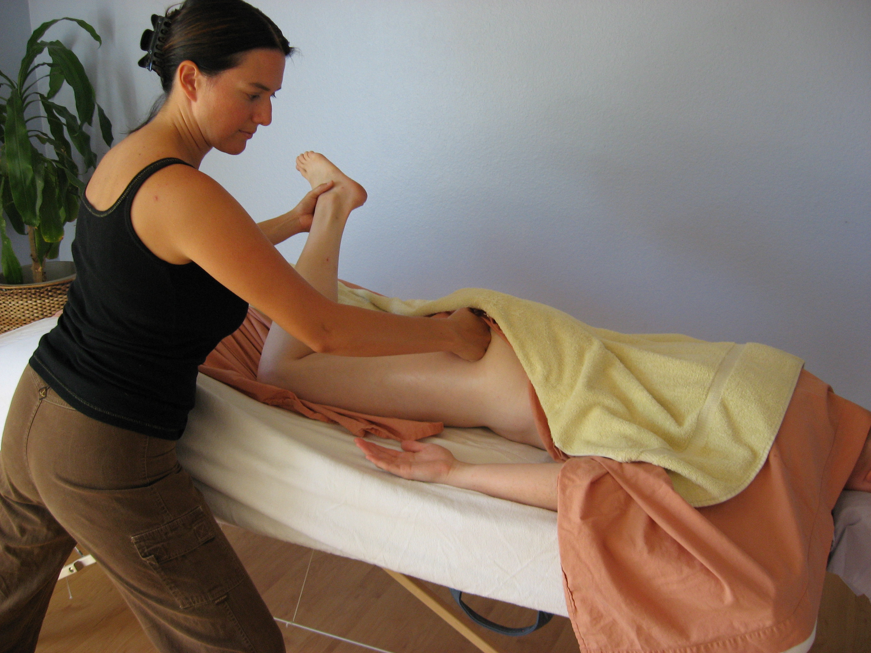 Hands Free Therapies: Thai Inspired