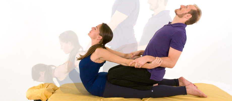 Table Thai Yoga Therapies