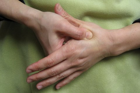 Drain the Pain Acupressure Points